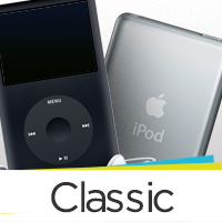 reparation apple ipod classic