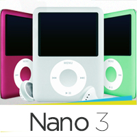 reparation apple ipod nano3