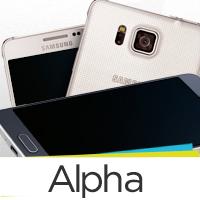 reparation smartphone samsung galaxy alpha