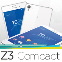 reparation smartphone sony xperia z3 compact