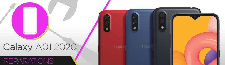Réparation Samsung Galaxy A01 2020 (A015F)