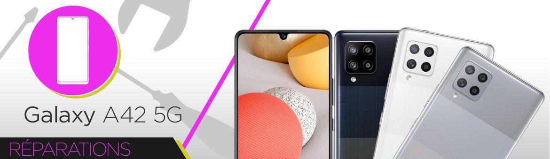 Réparation Samsung Galaxy A42 5G (A426B)
