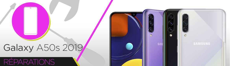 Réparation Samsung Galaxy A50s 2019 (A507)