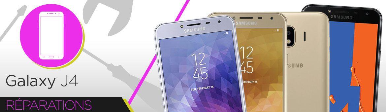 Réparation Samsung Galaxy J4 (J400F)