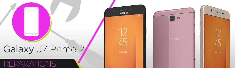 Réparation Samsung Galaxy J7 Prime 2 (G611F)