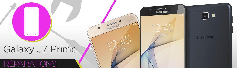 Réparation Samsung Galaxy J7 Prime (G610F)