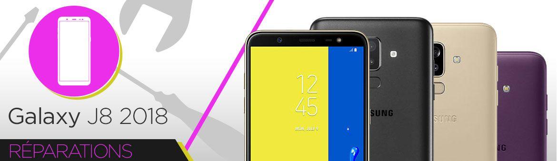Réparation Samsung Galaxy J8 2019 (J810F)