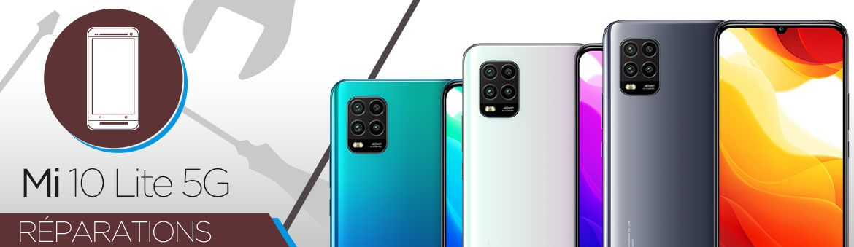 Réparation Xiaomi Mi 10 Lite 5G