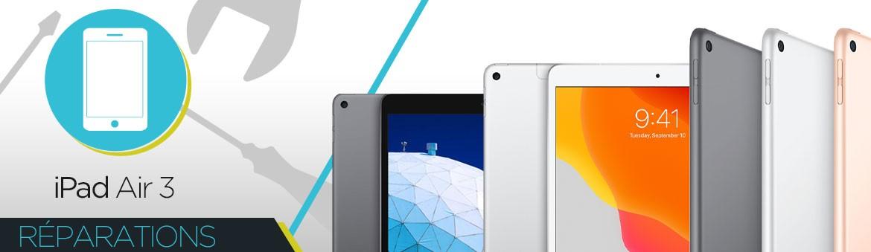 Réparation iPad Air 3