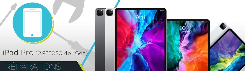 """Réparation iPad Pro 2020 12.9"""" (4ème Gen)"""