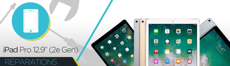 """Réparation iPad Pro 12.9"""" (2eme GEN)"""