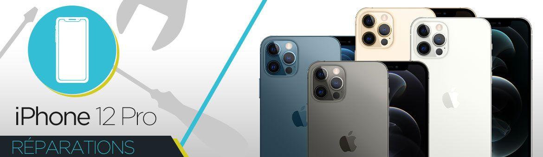 Réparation iPhone 12 Pro
