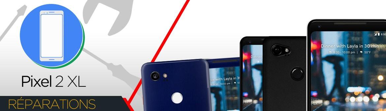 Réparation Google Pixel 2 XL
