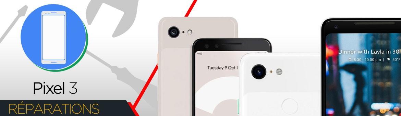 Réparation Google Pixel 3