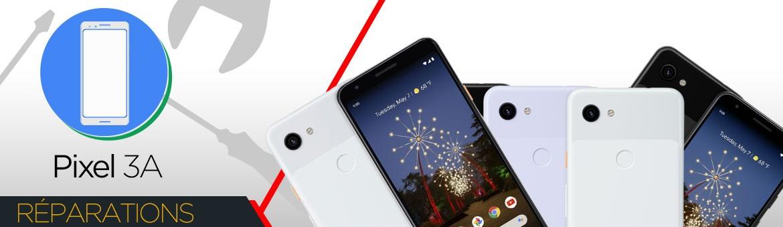 Réparation Google Pixel 3a