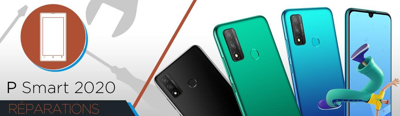 Réparation Huawei P Smart 2020
