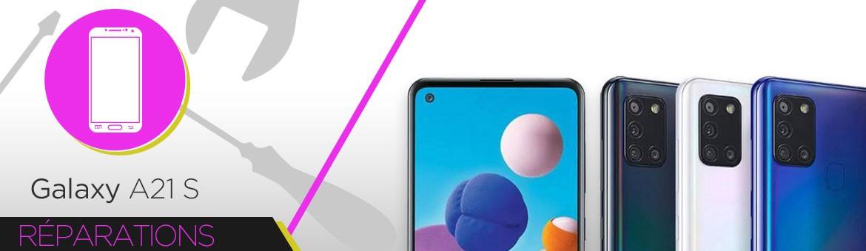 Réparation Samsung Galaxy A21s 2020 (A217F)