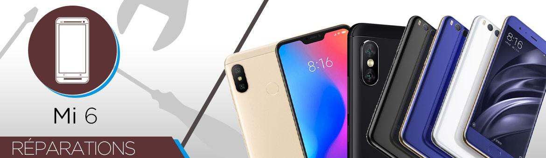 Réparation Xiaomi Mi 6