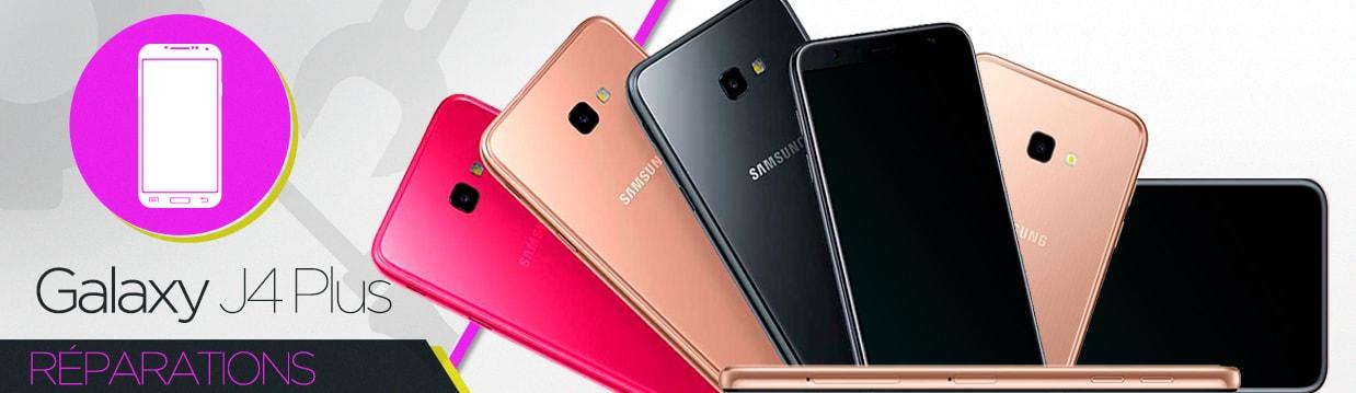 Réparation Samsung Galaxy J4 Plus 2018 (J415F)
