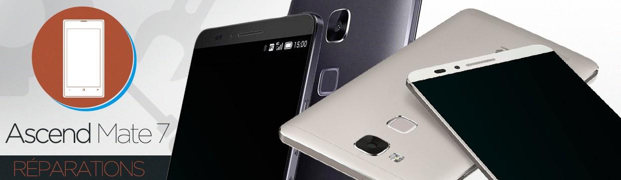 Réparation Huawei Ascend Mate 7