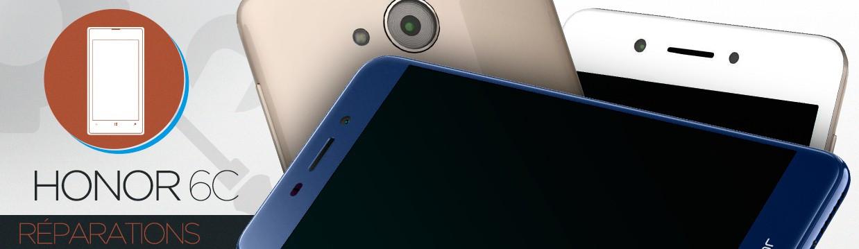 Réparation Huawei Honor 6C