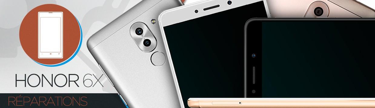Réparation Huawei Honor 6X (BLN-AL10)