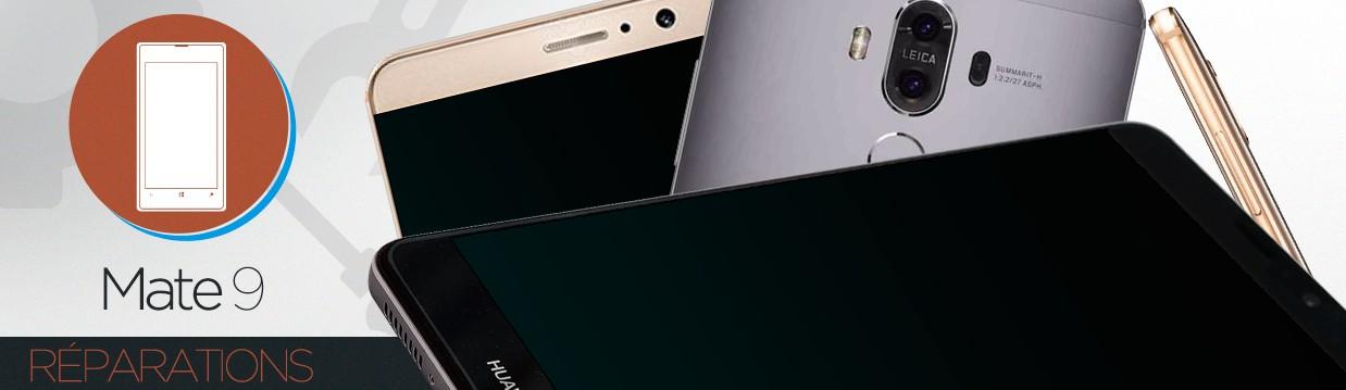 Huawei Mate 9 (MHA-L09)