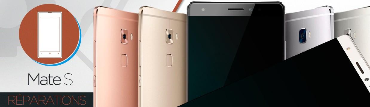 Réparation Huawei Mate S (CRR-L09)
