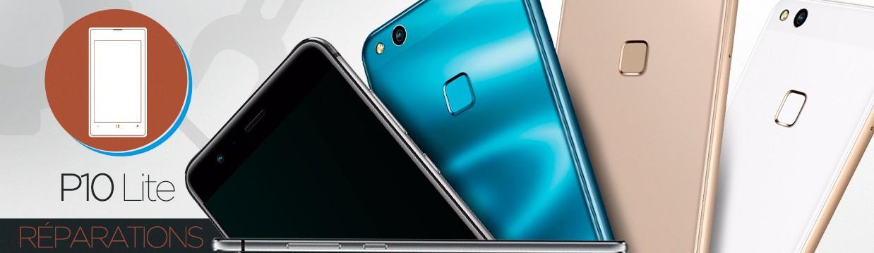 Réparation Huawei P10 Lite (WAS-L03T)
