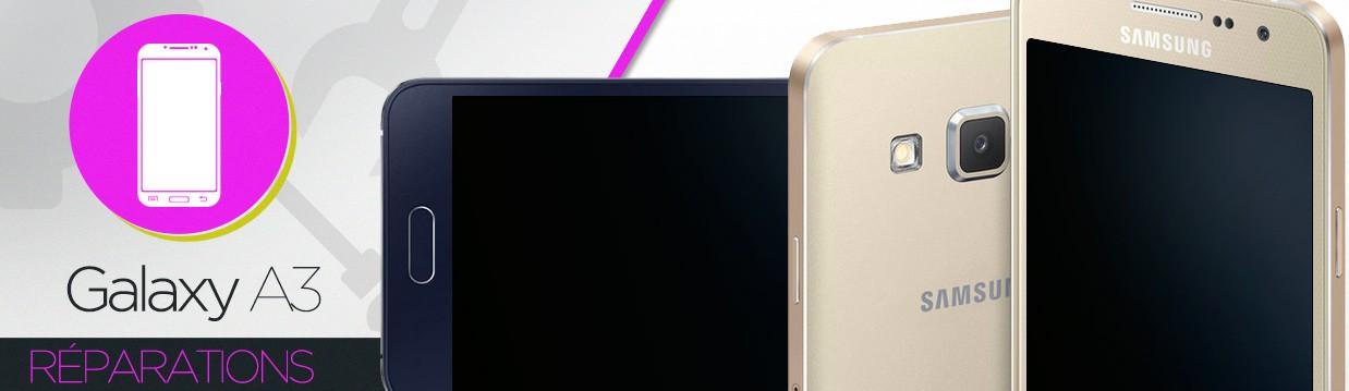 Réparation Samsung Galaxy A3 (A300FU)