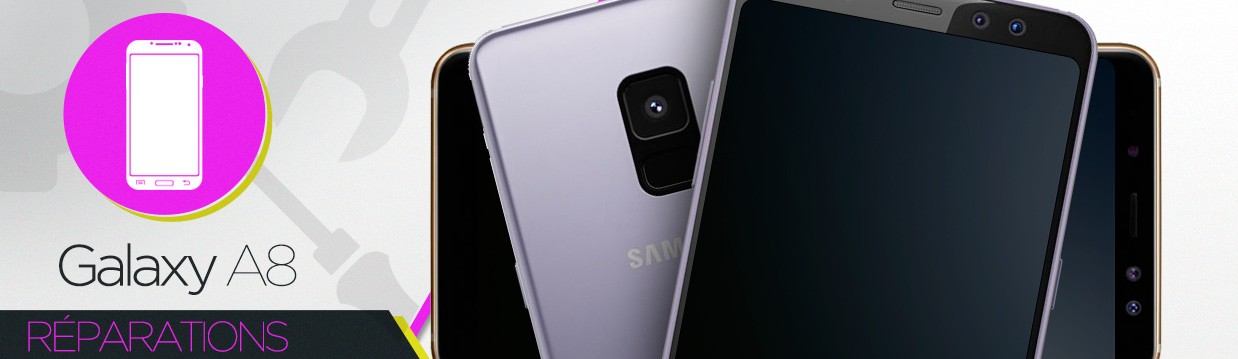 Réparation Samsung Galaxy A8 (A530F)