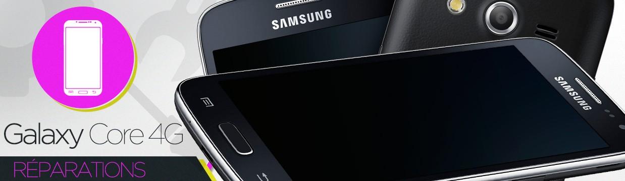 Réparation Samsung Galaxy Core 4G (G386F)