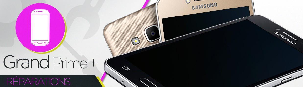 Réparation Samsung Galaxy Grand Prime Plus (G532F)