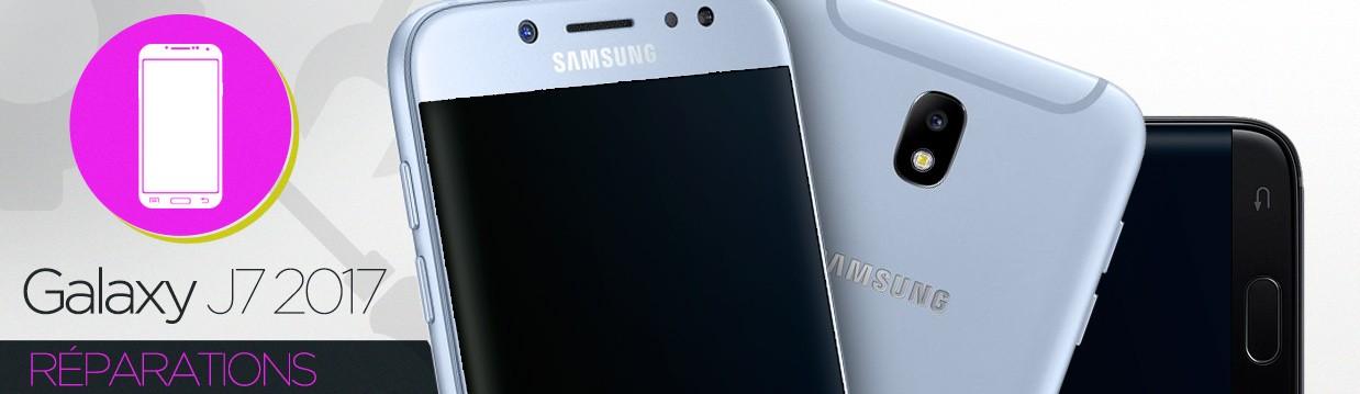 Réparation Samsung Galaxy J7 2017 (J730F)