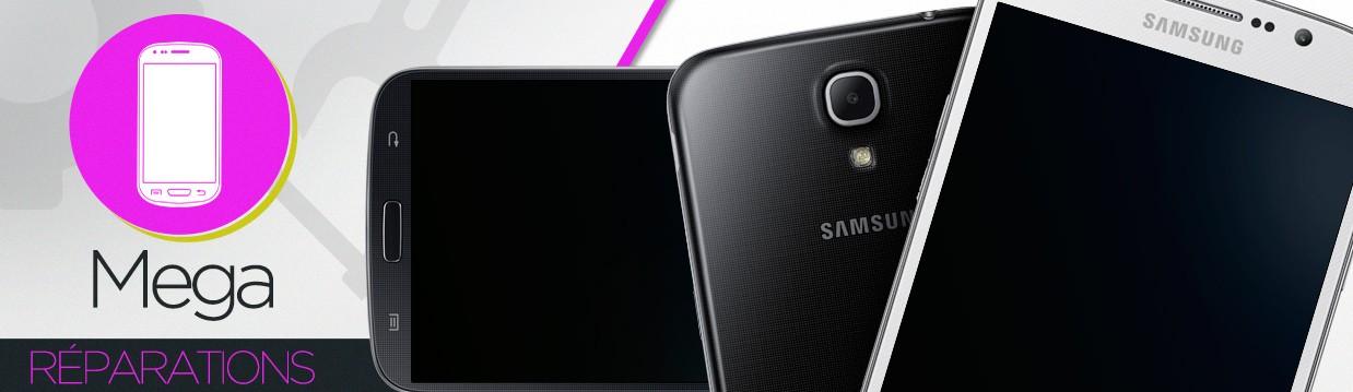 Réparation Samsung Galaxy Mega (i9205)