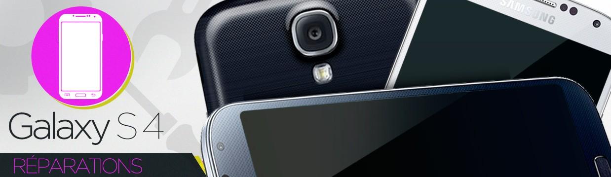 Réparation Samsung Galaxy S4 / S4 Advanced