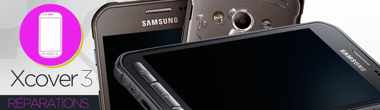 Réparation Samsung Galaxy Xcover 3 (G388F)