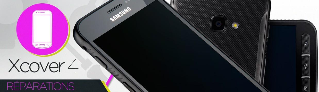 Réparation Samsung Galaxy Xcover 4 G390