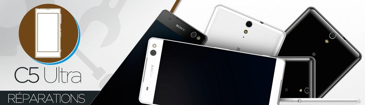 Sony Xperia C5 Ultra (E5553)