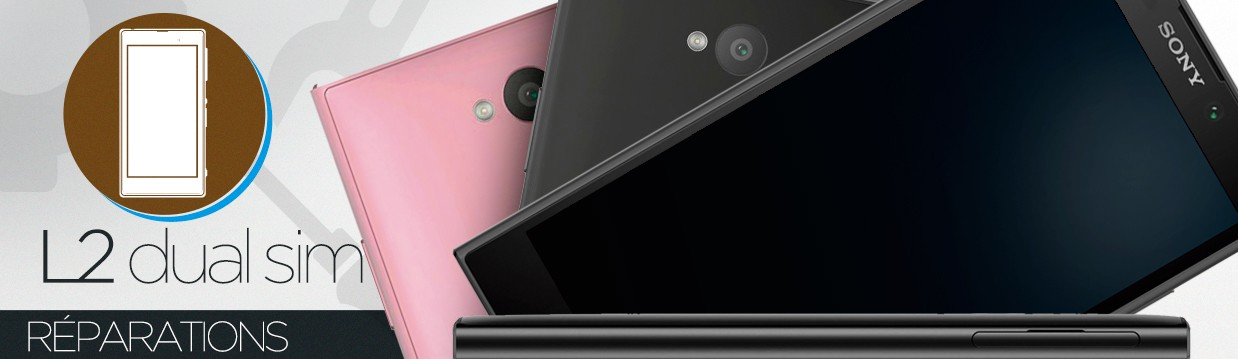 Sony Xperia L2 DUAL SIM (H4311) - (H4331)