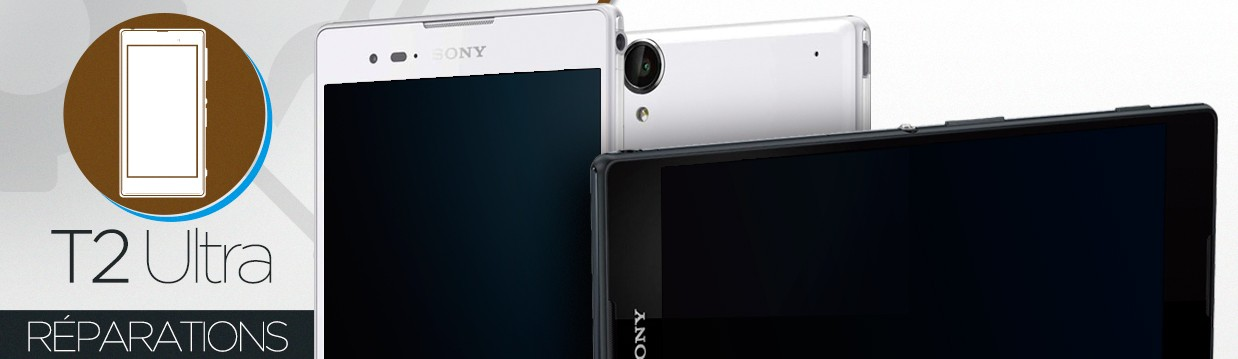 Sony Xperia T2 Ultra (D5303)
