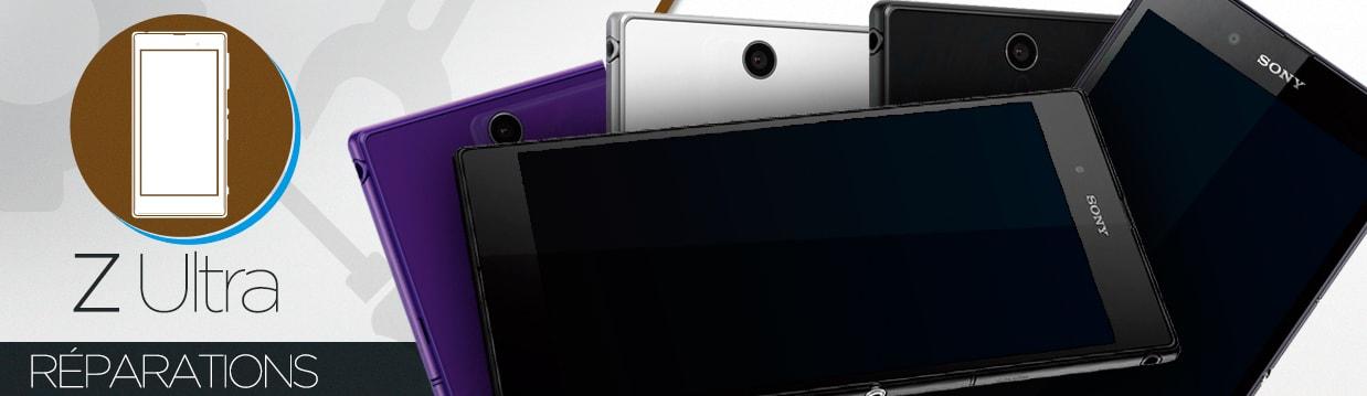Réparation Sony Xperia Z Ultra