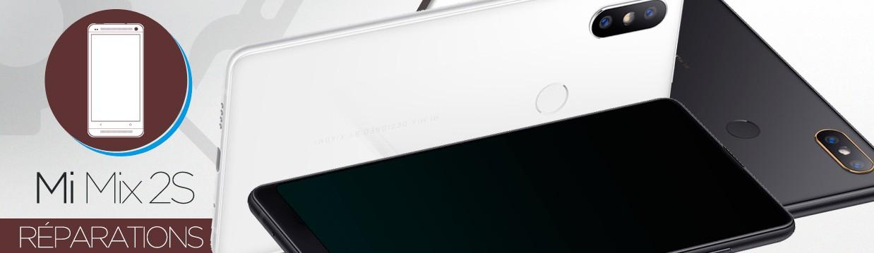 Réparation Xiaomi MI MIX 2S