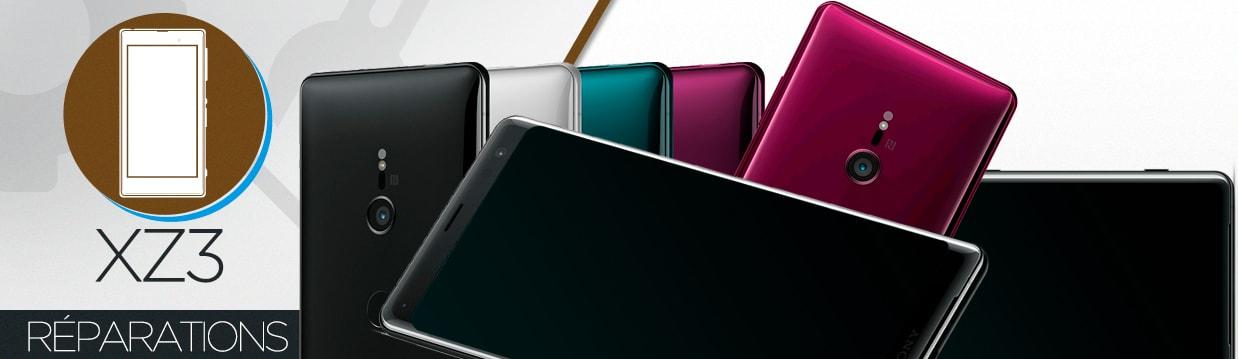 Réparation Sony Xperia XZ3 (H9436)