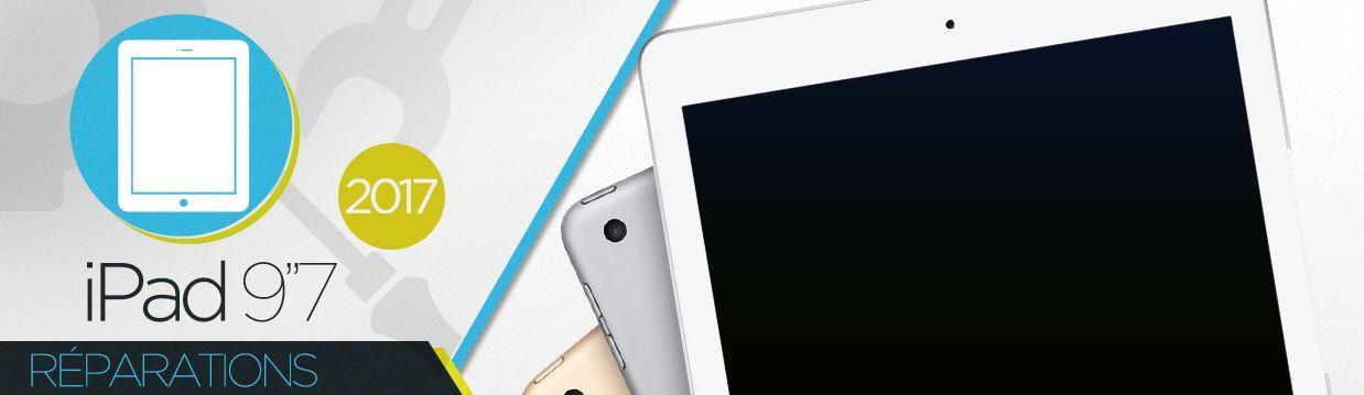 "Réparation iPad 2017 9.7"""