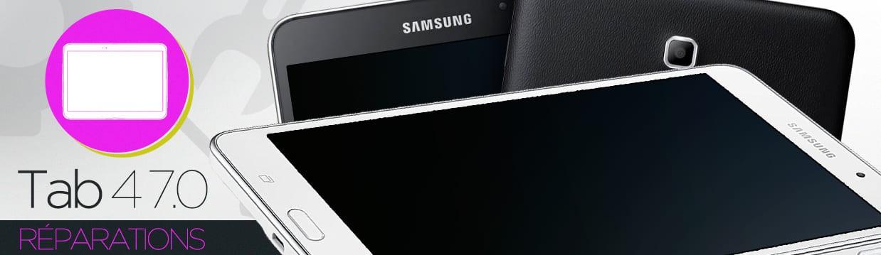 Réparation Samsung Galaxy Tab 4 7.0 (T230/T235)