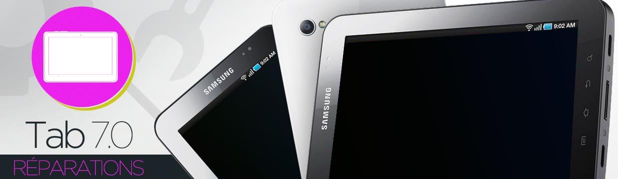 Réparation Samsung Galaxy Tab 7.0 (P1000)