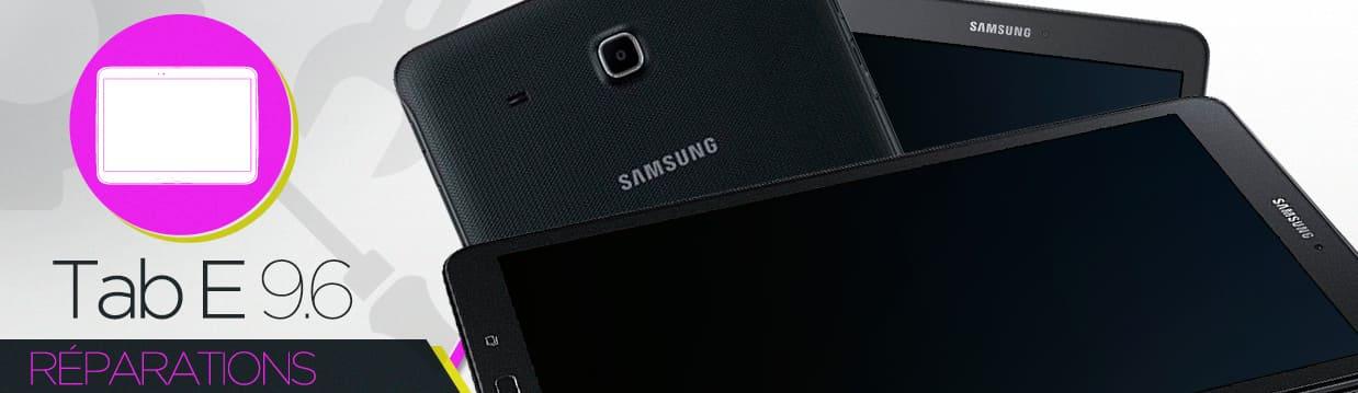 Réparation Samsung Galaxy Tab E 9.6 (T560)