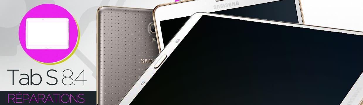 Réparation Samsung Galaxy Tab S 8.4 (T700/T705)