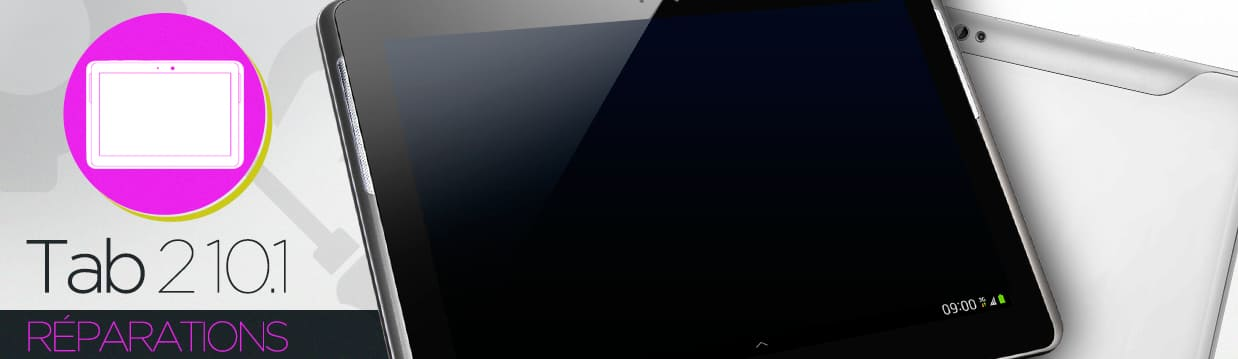 Réparation Samsung Galaxy Tab 2 10.1 (P5100/P5110)